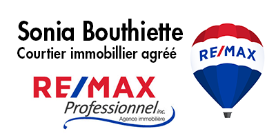 Re max courtier immobilier agr sonia bouthiette - Chambre des courtiers immobiliers ...