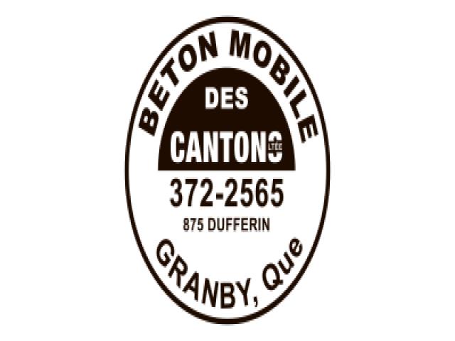 Béton Mobile des Cantons