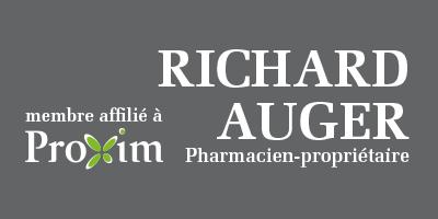 Pharmacie Auger Richard – Affiliée à Proxim