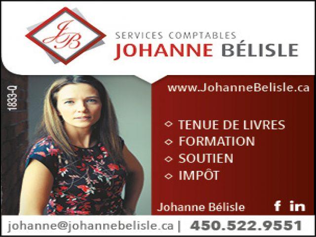 Services Comptables Johanne Bélisle