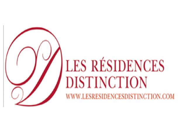 Résidences Distinction