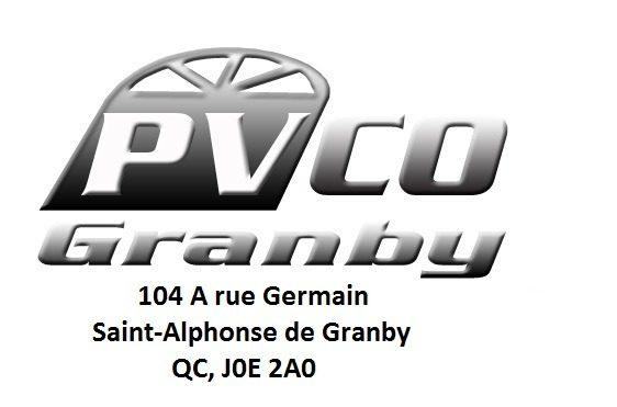Fenêtres PVCO Granby