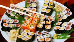 sushi asiatique granby